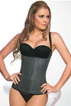 LATEX WAIST AND VEST CINCHER SHAPERS W/ADJUSTABLE STRAPS !