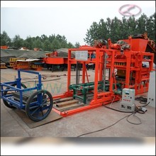 small cement brick making equipment and system