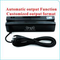 ZCS160 PC/SC USB Magnetic swipe card reader &IC EMV Card reader writer,RFID Card reader writer