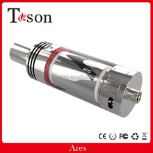 2015 electronic cigarette new model tank, ares tank vaporizer with dual coils