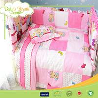 BBS235 100% cotton character wholesale comforter sets bedding, sheet import bedding