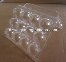 plastic quail egg tray/egg carton/quail eggs boxes