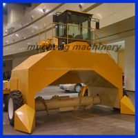 Factory supplier organic waste composting equipment