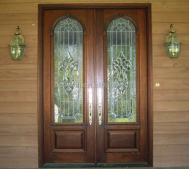 China Wooden Main Door Design Buy Articles With Dark Walnut