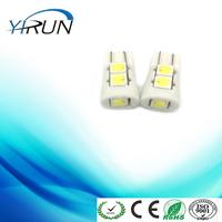 High Bright car styling light Ceramic T10 5050 5SMD LED Interior Light Sidelight Lamp