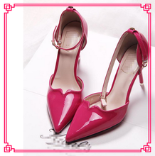 Fashion new style 8cm high heel american fashion shoes