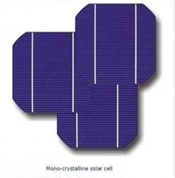 6 inch mono solar cell material for solar panel