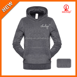 oem service winter thick 100% cotton high quality blank hoodies