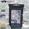 Protective cell phone waterproof bag for samsung galaxy s3