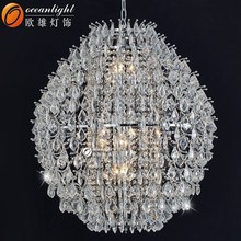 Single ring led pendant lamp led lighting pendant lamp ball pendant lamp OM81094W