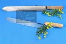 Apicultura toos Z forma miel scrapper cuchillo desoperculación
