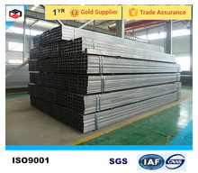 rectangular hollow section/black annealing steel pipe/black iron pipe properties