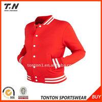 Professional custom baseball varsity jacket