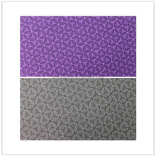 terry cloth bonded print spandex stretch fabric