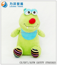 plush cute toys for kids-green, Customised toys,CE/ASTM safety stardard