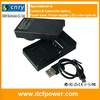 Hot Sale Digital Camera Li-ion Battery Charger LUMIX charger DE-A46 CGA-S007e DMW-BCD10 a DMC-TZ11 TZ4 DMC-TZ3 DMC-TZ5