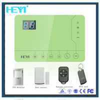 433MHz/868Mhz intelligent auto-dial alarm system european alarm system