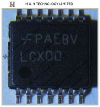 74LCX00MTCX Low Voltage Quad 2-Input NAND Gate with 5V Tolerant Inputs,integrated circuit