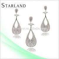 Baoyuan Silver Jewelry Earring Post CAE1446