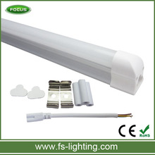 Integrated 9W LED T5 Tube with Clear Frosted Available