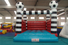 Football jumping house for kids Inflatable bouncer