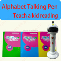 Custiomized multi--languages Nursery School Equipment Toy translate bahasa arab indonesia pen reader