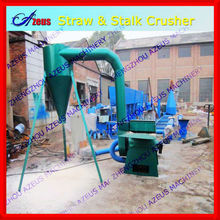 easy operation tractor wood crusher
