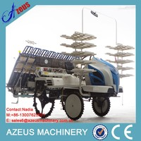 Hot sale! 2014 new four wheel drive china rice transplanter