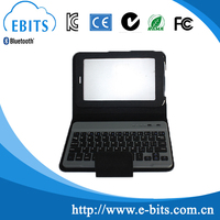 High Quality Standing PVC Keyboard Cover Case For Laptop for tabelt android and ios win8 system