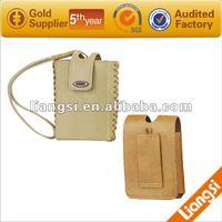 fashion ladies mini leather camera bag