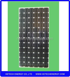 China pv supplier 180W/185W /200W 72cell solar panel wholesale