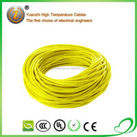 silicone insulated flexible electric wire and cable used for electronic ceramics