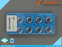 2015 easy operate and hot new design tungsten carbide inserts and cnc machine tool and threaded insert with free sample