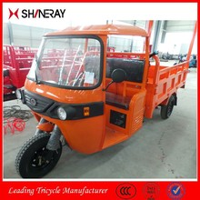 150cc 200cc 250cc 300cc three wheeler tricycle for cargo and passenger use with cabin
