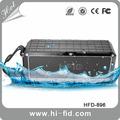 Impermeable 4.0 Mini Altavoz Bluetooth portátil inalámbrico, ducha, piscina, Coche, Manos libres Mic para el teléfono celular