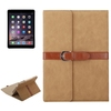 Factory Price Business Style 3 Folio PU Case for iPad Air 2 for Wholesale
