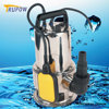High Flow Centrifugal Submersible Pump With 650W Max Head 7.5m