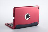 For iPad Mini Removeable Flip Keyboard Case Hard PC Case Bluetooth Keyboard For iPad Mini Bluetooth Keyboard Case For iPad Mini