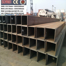 minerals & metallurgy steel hollow sections China