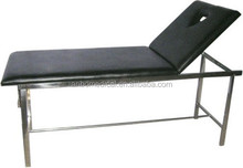 stainless steel Massage couch,hospital Massage couch