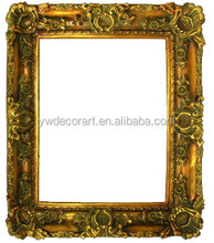 antique nice carving frames for oil paintings