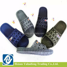 Summer Latest style Male Skidproof Household bathing slippers