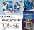 Menor costo brick making machine precio pequeña maquinaria de produccion