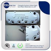 Hot Sale! White Wrinkle Texture Gloss Electrostatic Powder
