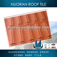 Nuoran Color Steel Roofing Tile / Galvanized corrugated roofing sheet
