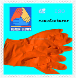 sterile surgical latex glove,protective latex gloves,powdered latex disposable examination gloves