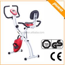 body crunch magnetic bike exercise bike wonder core fitness