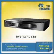 Mini dvb-t2/digital tv tuner mpeg4 set top box