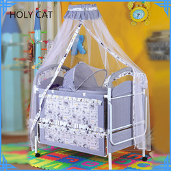 2015 baby bed baby net baby sleeping bed new born baby bed BC-416