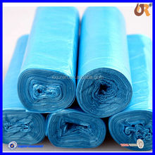 Customized plastic garbage bag on roll